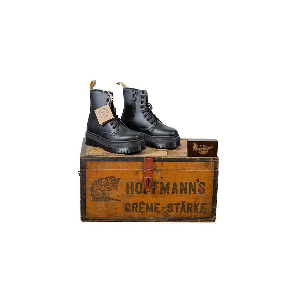 Dr. Martens Plateau Boots