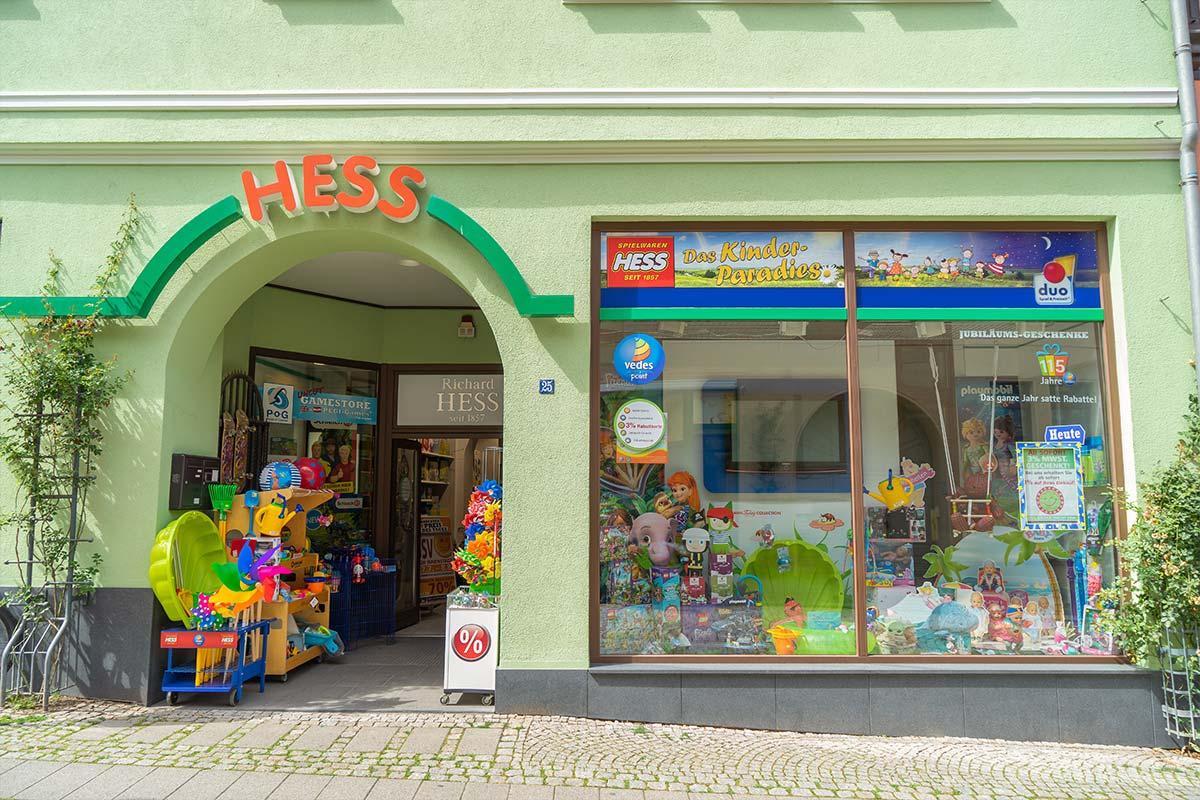 Spielwaren Hess