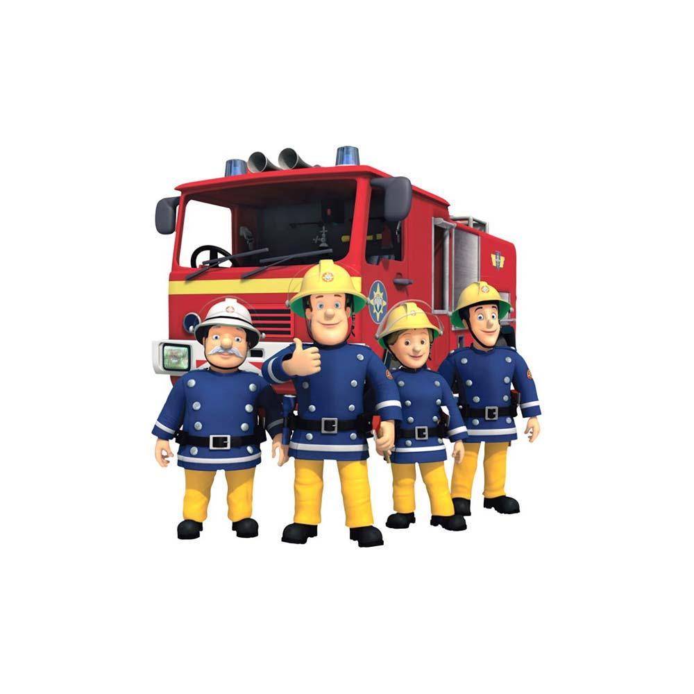 Spielzeugfiguren wie z.B. Feuerwehrmann Sam, PawPatrol uvm.