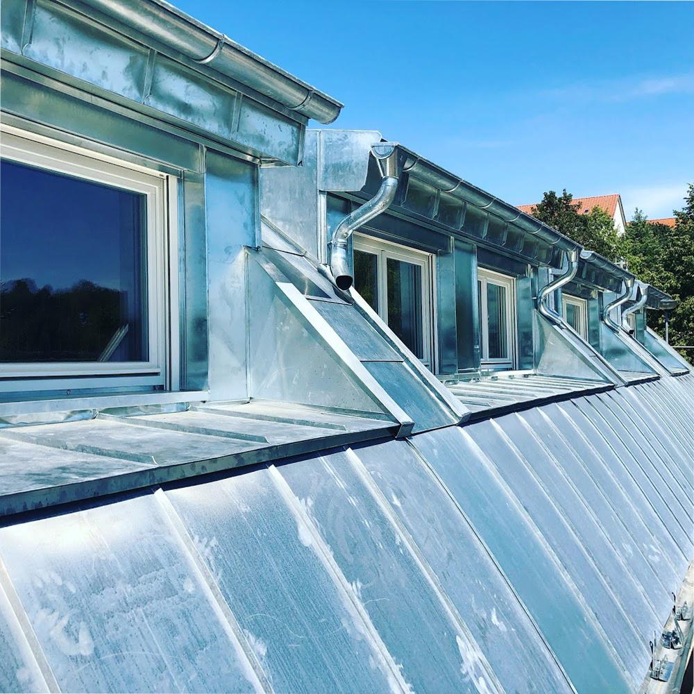 Dachneudeckung / Dachdeckung
