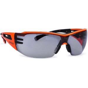 Victor Schutzbrille Outdoor Sonnenschutzbrille Orange/Schwarz