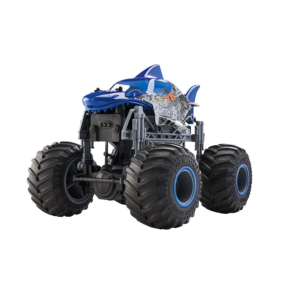 MonsterTruck-blau